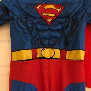 Costumes - SuperMan Costume Toddler 2T-3T